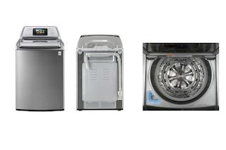 LG Smart Thinq washer