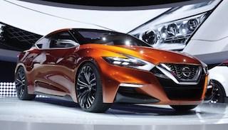 The Nissan Sports Sedan Concep