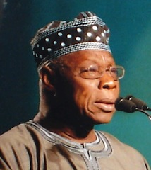 Olusegun Obasanjo: says he is not perfect