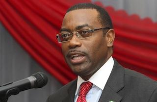 Agriculture Minister, Akinwunmi Adesina