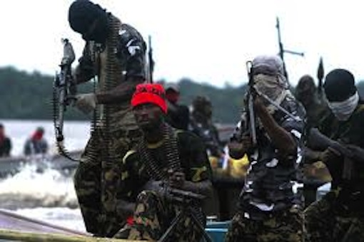 Pirates abduct eight people in Rivers
