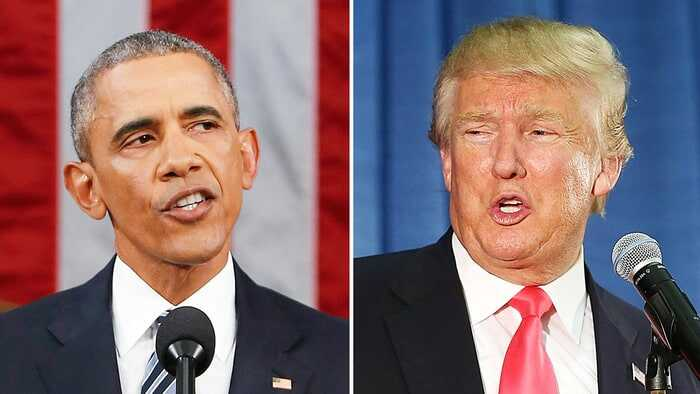 Obama and Trump: C-Span 's Historian Survey put them in different leagues