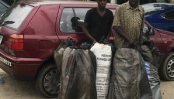 Two drug dealers Mohammed, Audu busted in Lagos - P.M. News