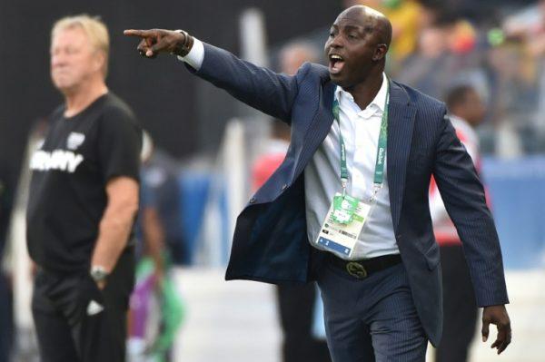 Samson Siasia: CAS lifts FIFA life ban