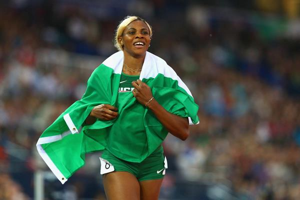 Okagbare, 11 other Nigerian athletes cleared for Tokyo Olympics