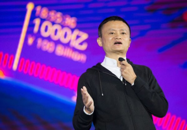 Jack Ma's Alibaba leads global firms in e-commerce