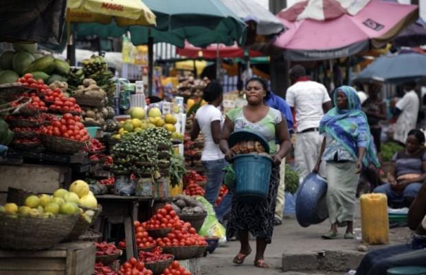 FILE PHOTO: Panic buying hits Edo markets.