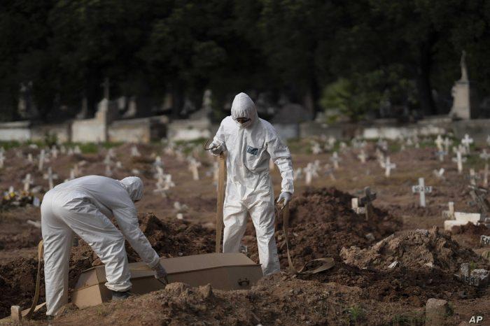 COVID-19 strikes five dead, cases surge in Nigeria
