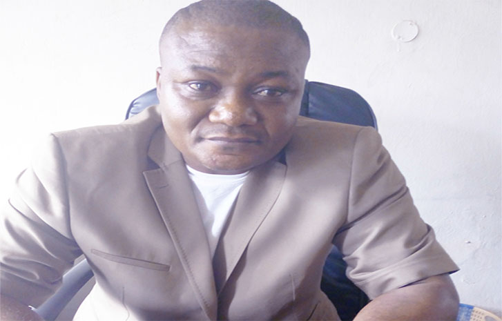 Chris Hassan: sacked as Plateau PDP chairman