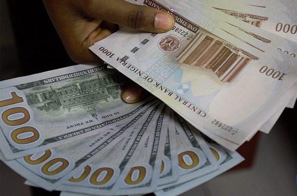 U.S. Dollar falls in Nigeria