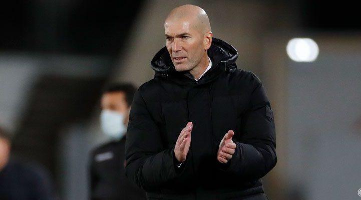 Zinedine Zidane set to leave Real Madrid