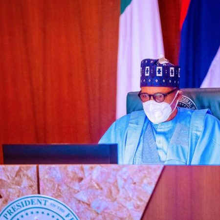 Nigeria's leader Buhari