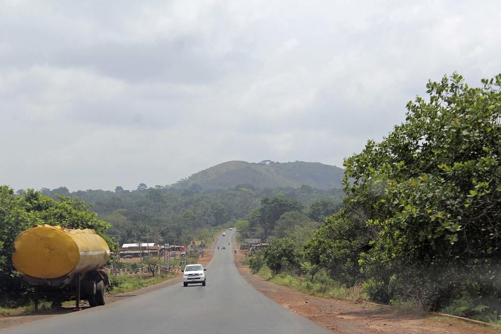 FILE PHOTO: Enugu-Abakaliki Expressway
