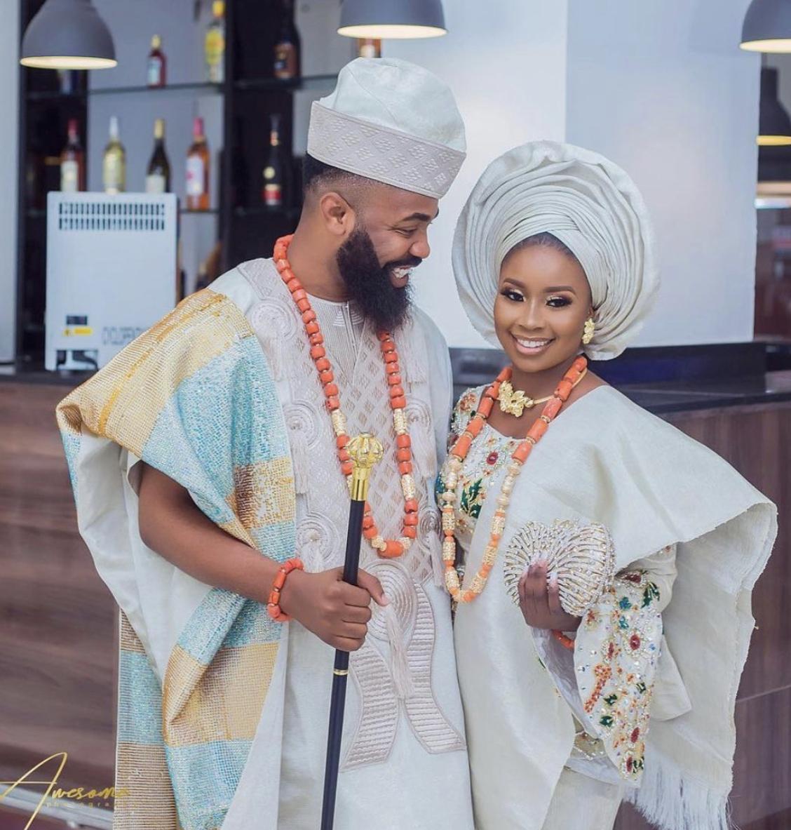 Woli Arole and Yemi