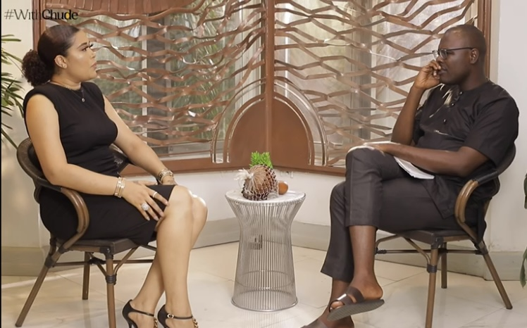 Adunni Ade and Chude Jideonwo