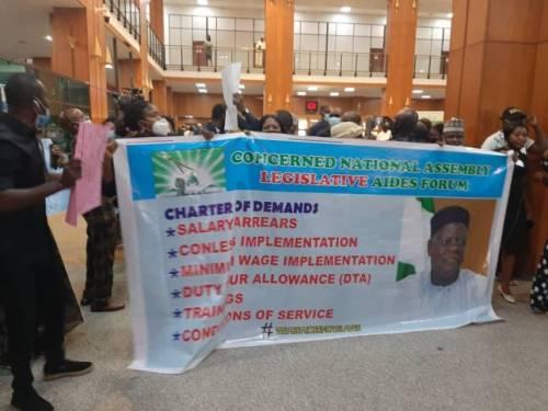 National Assembly Legislative Aides Forum