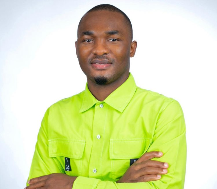 Omoha Nduka John, founder Prince Luxury Group