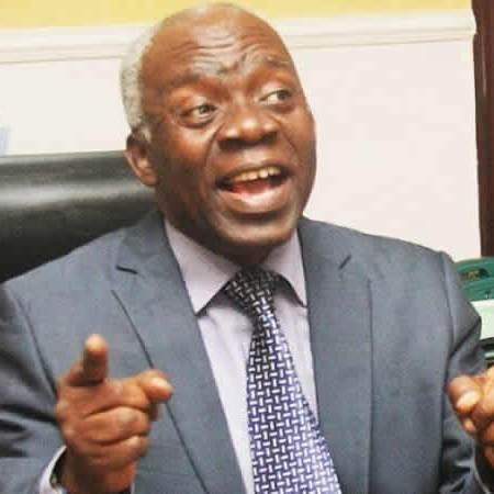 Femi Falana advises Buhari