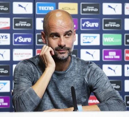 Pep Guardiola slams Super League