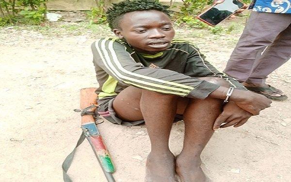 Ahmad Muhammad suspected kidnapper