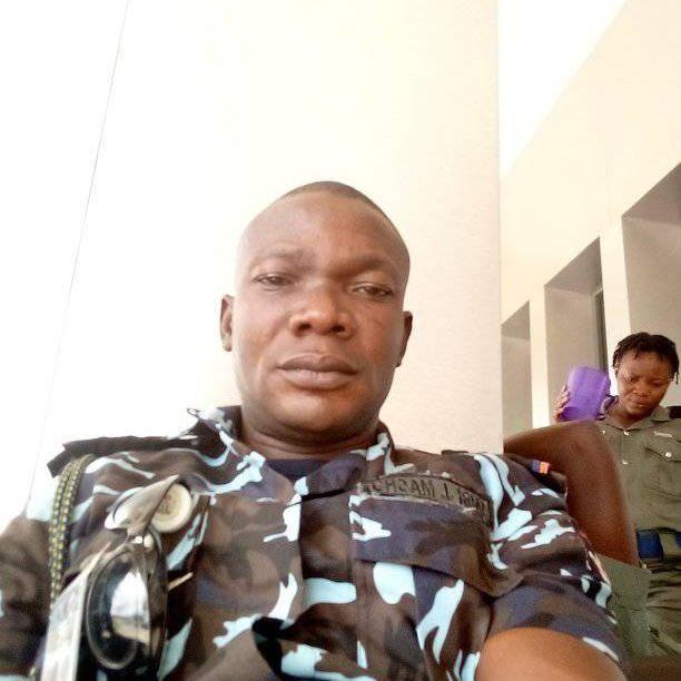 Inspector Ambi John