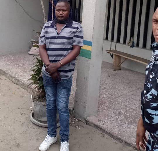 Inspector Jonathan fired for allegedly killing Bakare