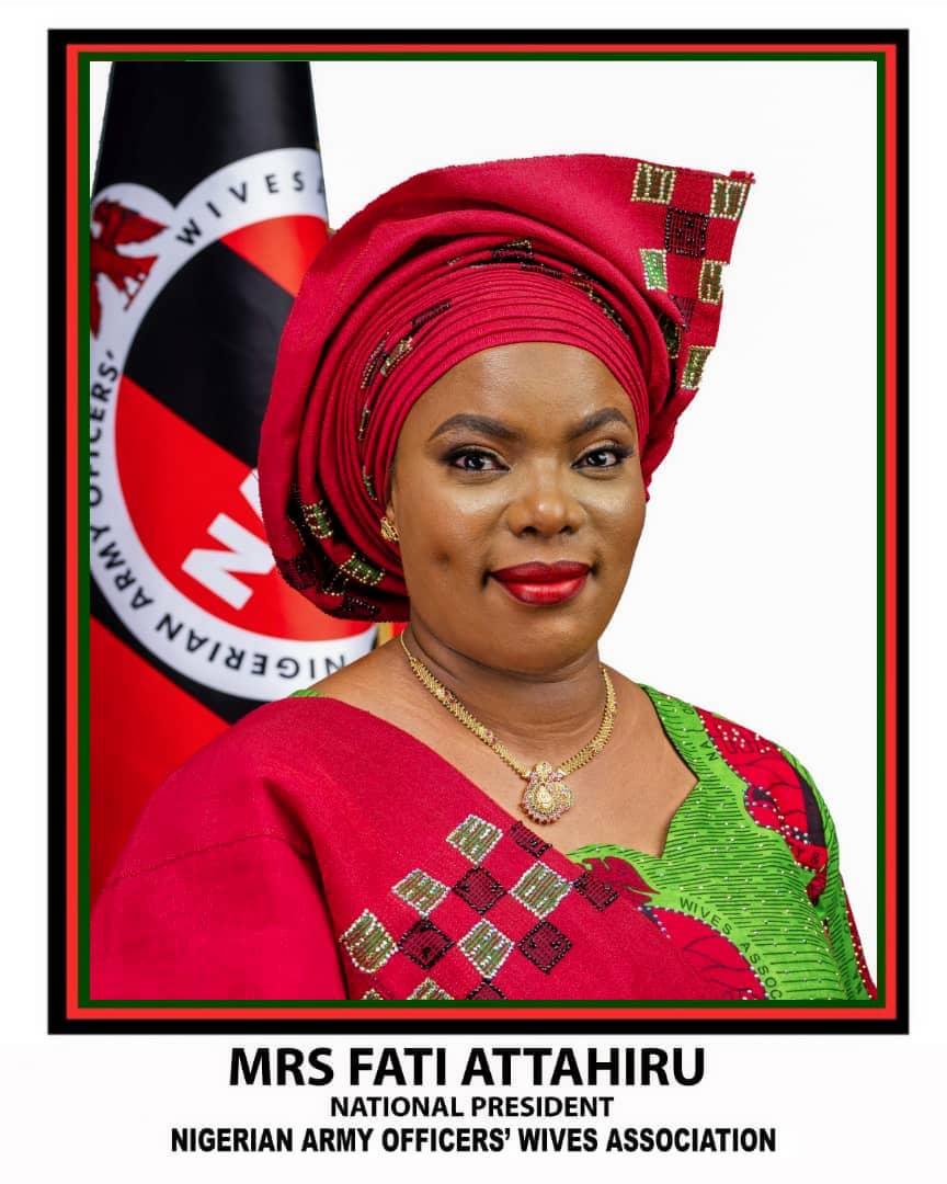 Mrs Fati Attahiru