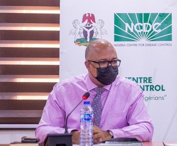 NCDC DG Chikwe Ihekweazu: active COVID-19 cases rise