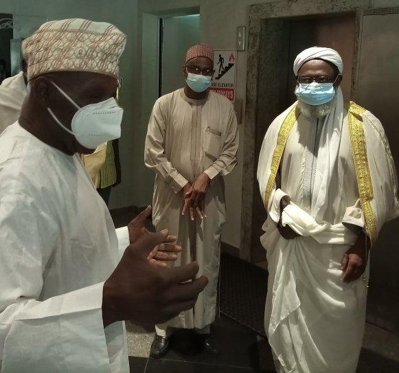Obasanjo and Gumi