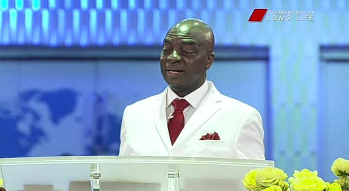 Oyedepo says two church members have sowed N1bn and $1m seeds for The Ark.