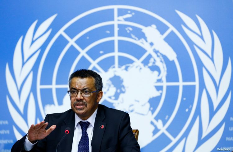 WHO DG Tedros Ghebreyesus warns that COVID-19 pandemic could be worse this year