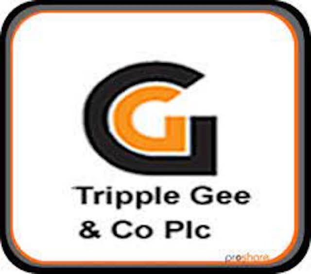 Tripple Gee leads gainer at the Nigerian Stock Exchange