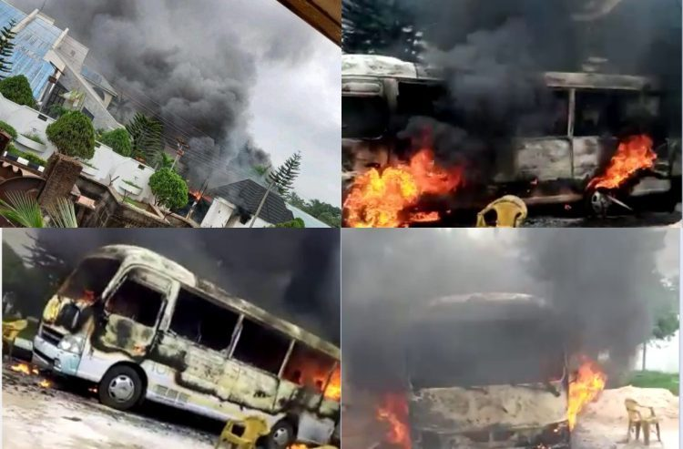 Gunmen attack home of Imo State Governor, Hope Uzodinma