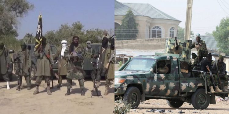 Two soldiers killed in fierce battle with Boko Haram