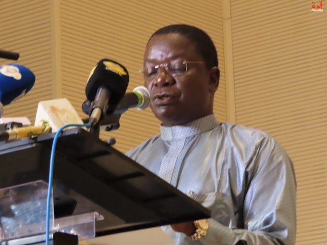 Chadian Prime Minister Pahimi Padacké Albert: ministers appointed