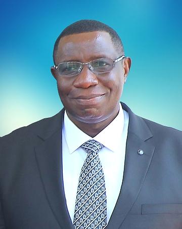 Dr Benson Alfred Bana, Tanzanian High Commissioner to Nigeria.