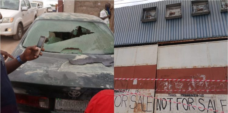 Another gas explosion rocks Chinese Company in Abeokuta