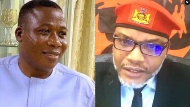 Igboho and Nnamdi Kanu
