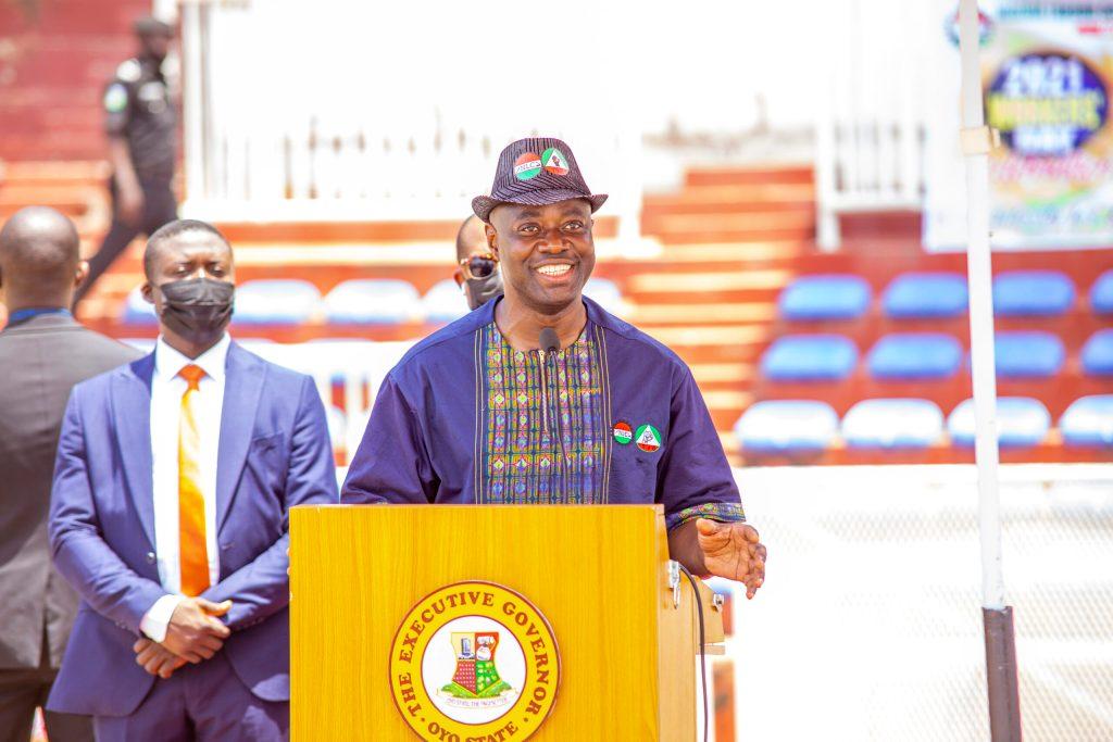 Governor Seyi Makinde of Oyo State