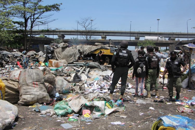 Iganmu: Lagos issues ultimatum to squatters to remove illegal structures