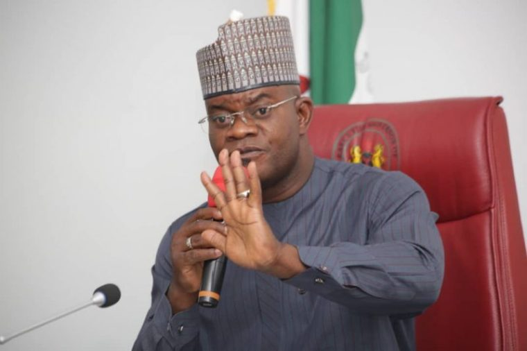Yahaya Bello says competence should be criterion for 2023 presidency