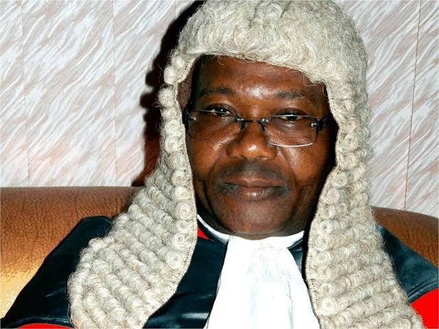 Chief Judge of Edo state, Justice Joe Itsebaga Acha