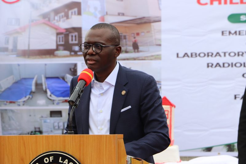 Sanwo-Olu Pledges More Open Market Access For MSMEs