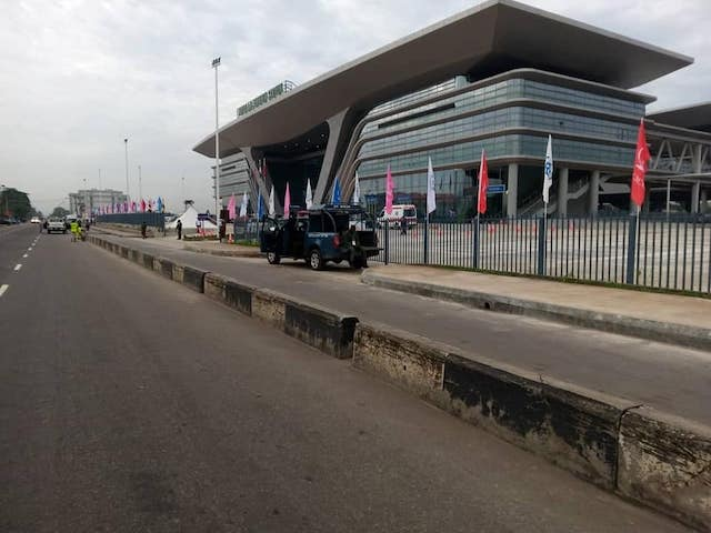 Ebute Meta train station commissioned by Buhari today