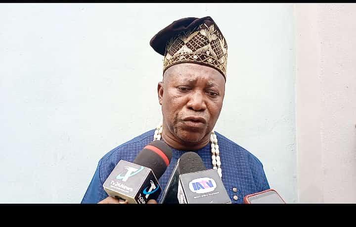 High Chief Olakunle Olalekan