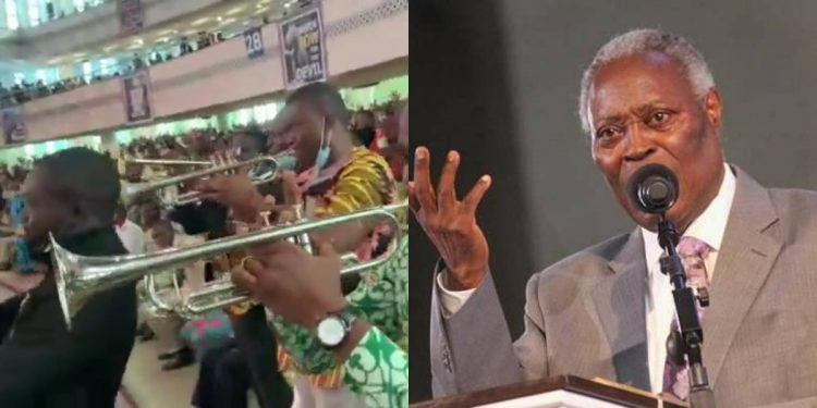 Kumuyi breaks silence on youths obstructing service to celebrate his 80th birthday