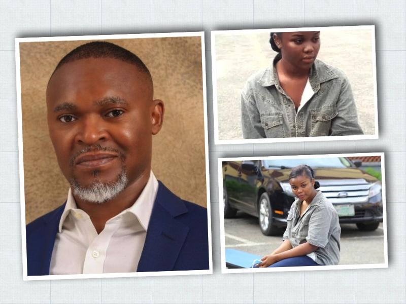 Michael Usifo Ataga and his side chick Chidinma Ojukwu