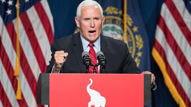 Mike Pence says proud of certifying Biden's win on 6 January