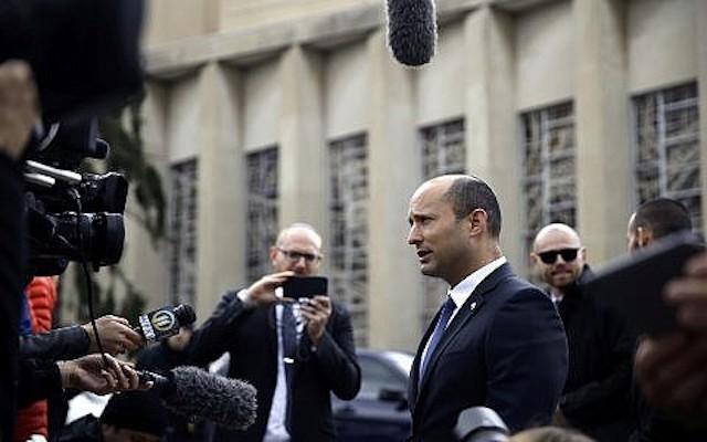 Naftali Bennett  set to succeed Netanyahu as Israeli Prime Minister today
