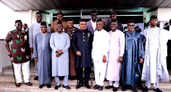 Presidency hits at PDP governors: 'They offer no solutions to nation's challenges'